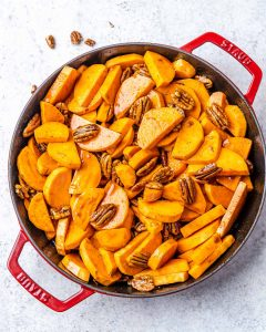 Baked Candied Sweet Potatoes Recipe - 5
