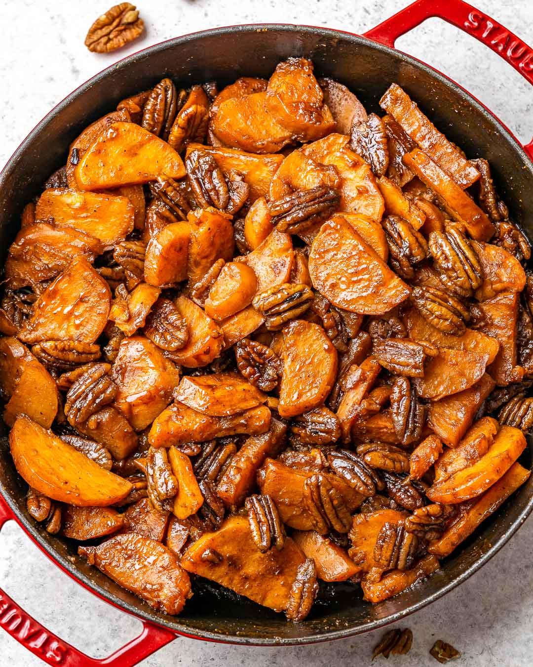 Cartofi Dulci La Cuptor Caramelizati – Reteta Video 5