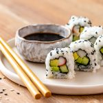 California Rolls Recipe + Sushi Rice Recipe - 10