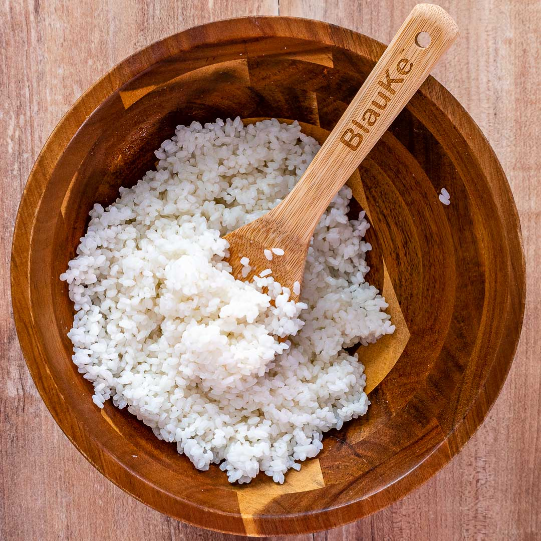 California Rolls Recipe + Sushi Rice Recipe - 12
