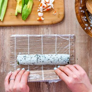 California Rolls Recipe + Sushi Rice Recipe - 9