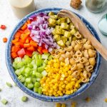Easy Macaroni Salad Recipe – How To Make Vegan Macaroni Salad - 15