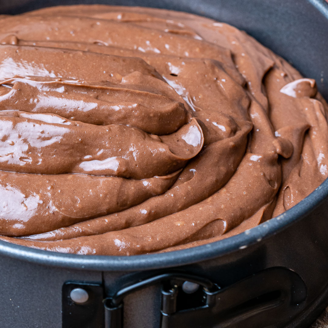 No Bake Nutella Cheesecake Recipe – Flourless Chocolate Cake Recipe - 13