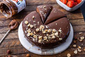 Cheesecake Cu Ciocolata –Tort De Ciocolata Fara Coacere 12