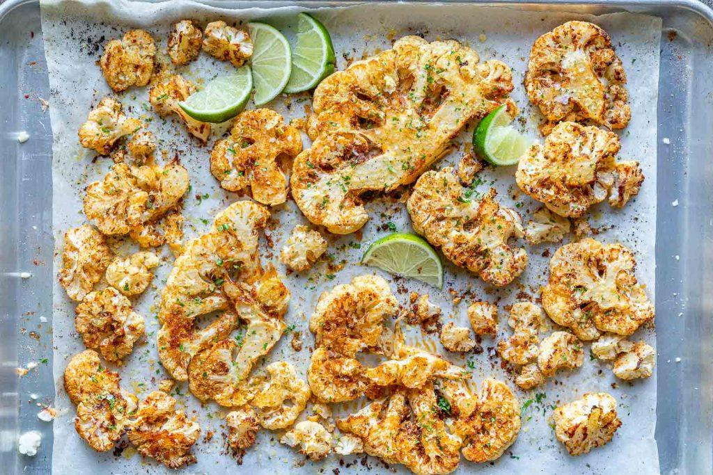 Roasted Cauliflower Steaks Recipe (Vegan | Keto | Paleo)