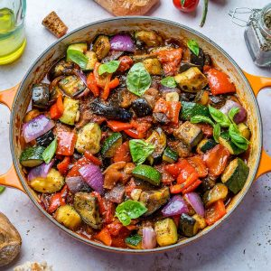 Easy Ratatouille Recipe – How to Make Ratatouille - 16