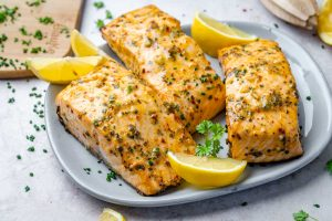 Keto Baked Salmon Recipe - 14