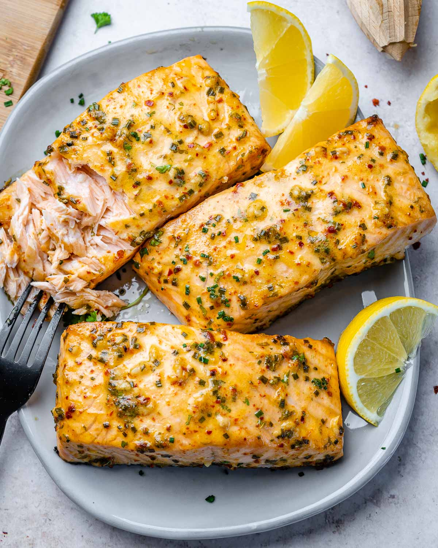 Keto Baked Salmon Recipe - 15