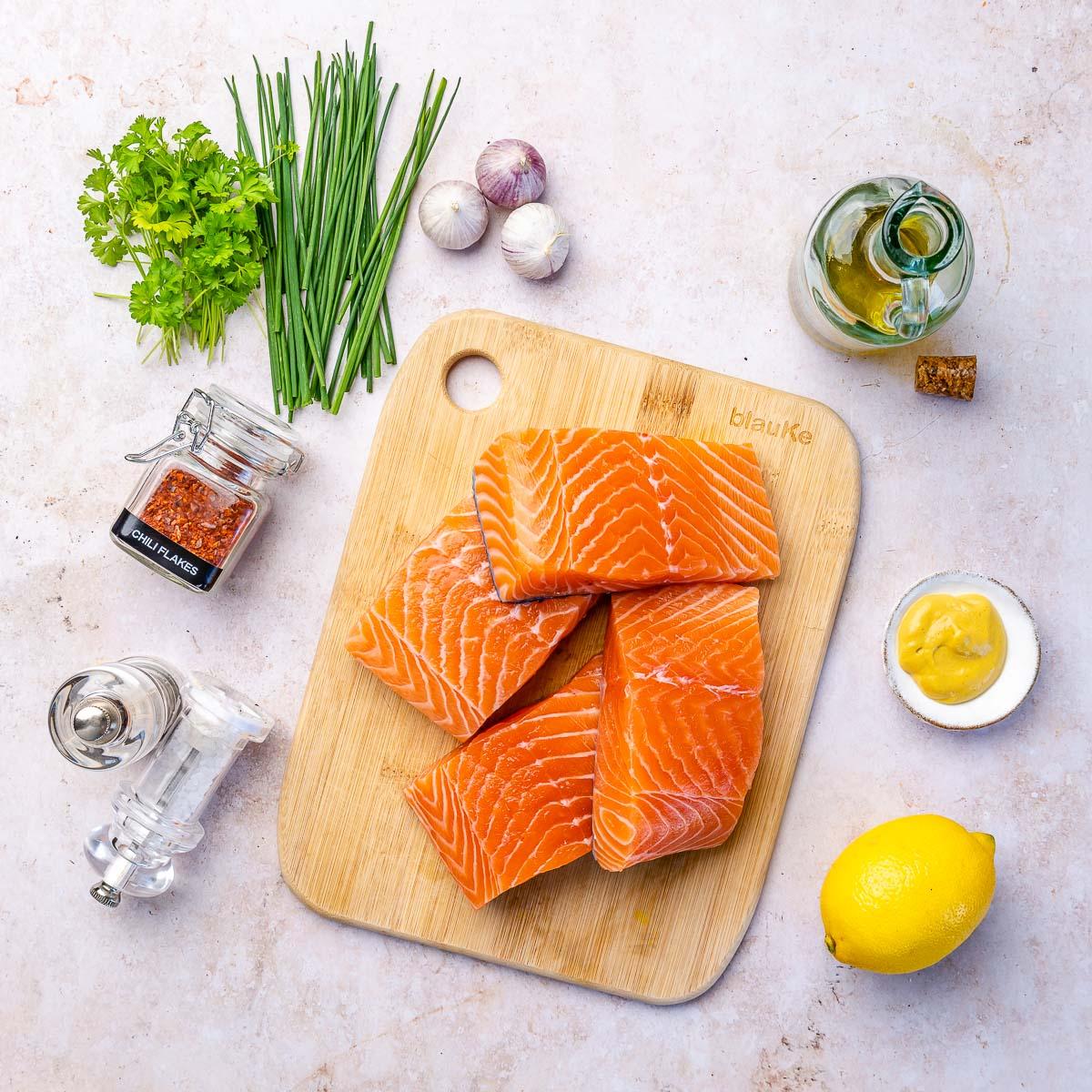 Keto Baked Salmon Recipe - 16
