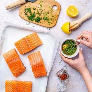 Keto Baked Salmon Recipe - 2