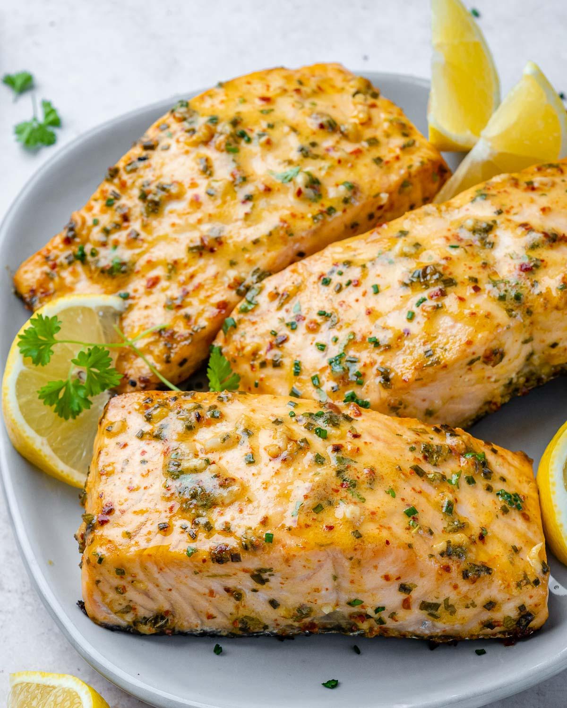 Keto Baked Salmon Recipe - 7