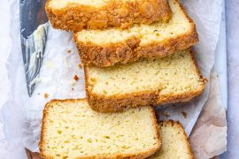 Low Carb Keto Bread Recipe With Almond Flour And Cheese - 100