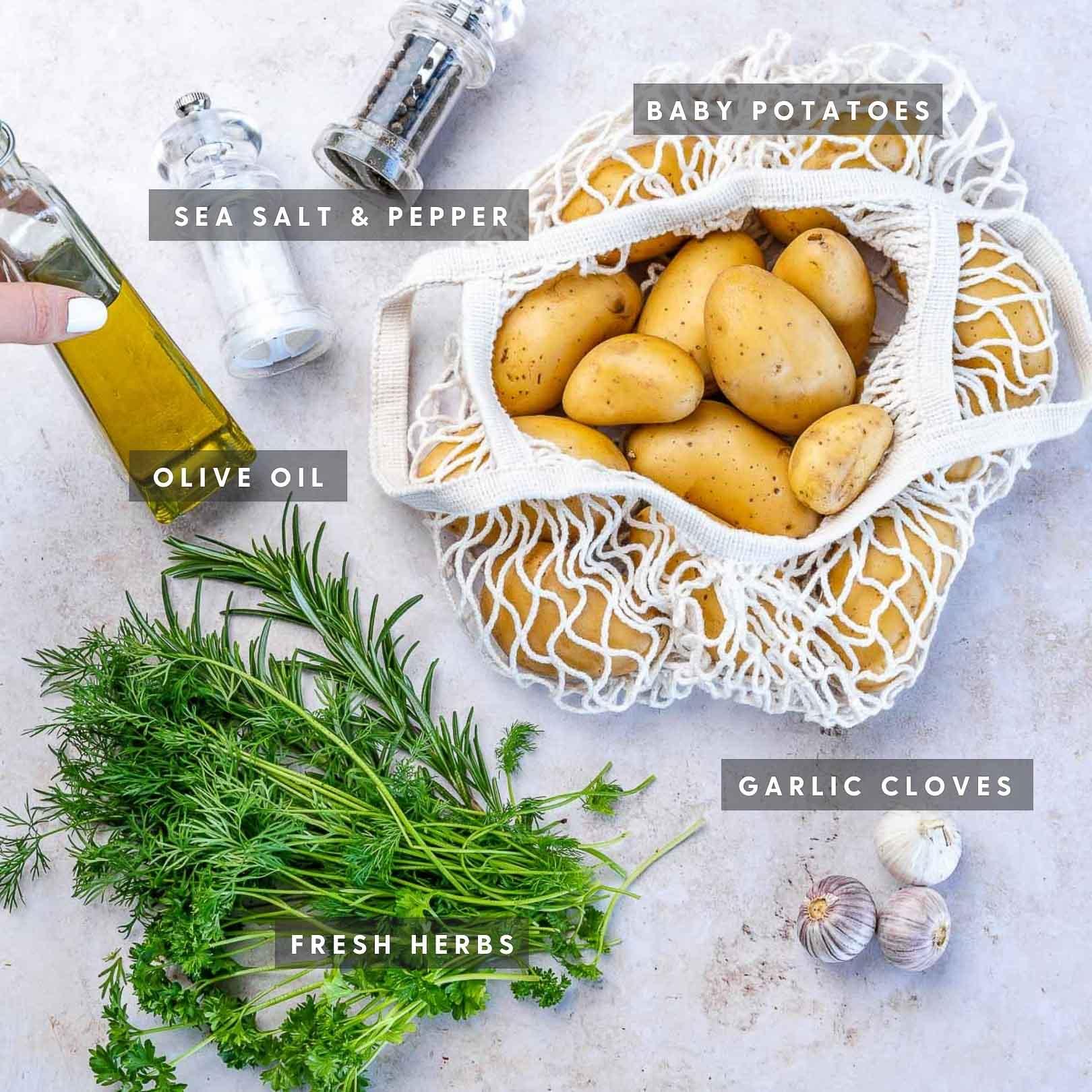 ingredientele acestei retete de cartofi inabusiti la tigaie